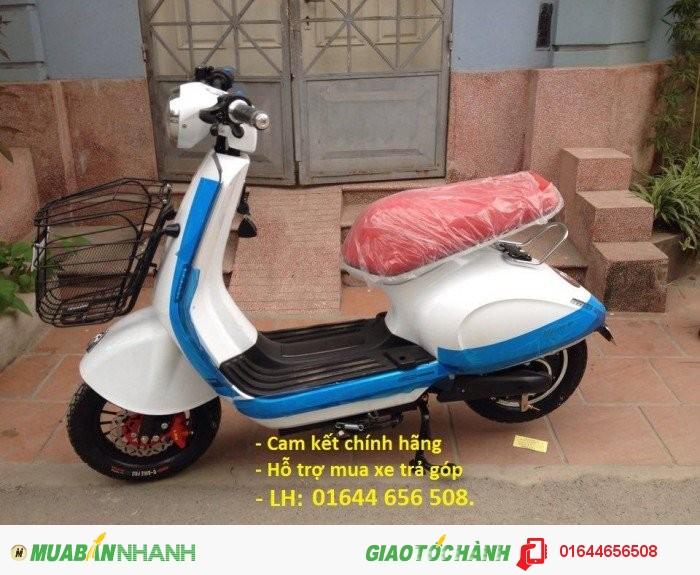 xe máy điện MiLan II   Giá : 11tr2