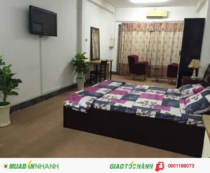 Cho thuê phòng đẹp như khách sạn, đầy đủ tiện nghi, giờ giấc tự do, giá 300-400 usd/ tháng