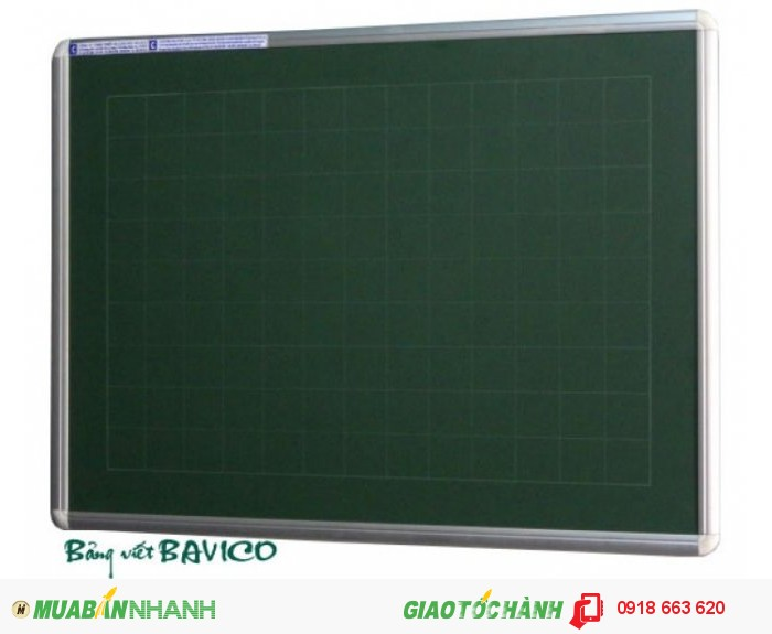 Bảng đen học sinh (1,2 x 2,4 m)1
