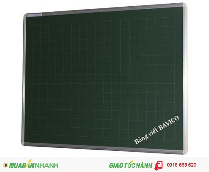 Bảng xanh viết phấn (80x 120 cm)0