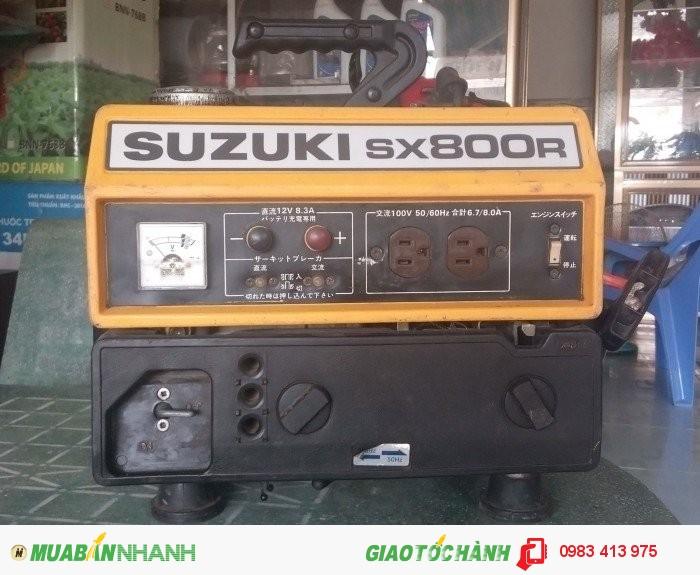 Máy phát điện mini (máy Nhật bãi )0