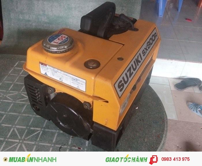 Máy phát điện mini (máy Nhật bãi )3