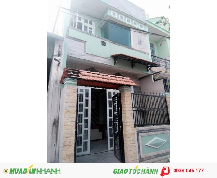 Bán nhà đường Võ Văn Vân, Vĩnh Lộc B, Bình Chánh, bao đẹp, 65m2, 830tr