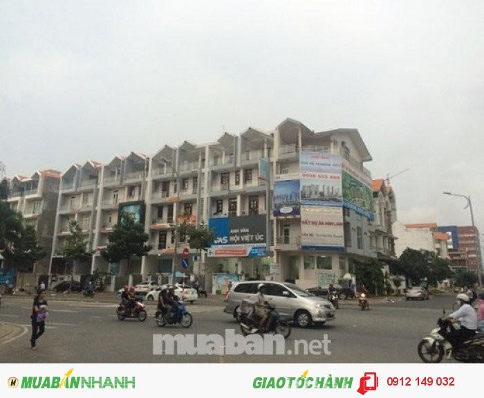 Cho thuê nhà khu Him Lam Kênh Tẻ, mặt tiền đường D1, DT 5 x 20m, ĐĐNT, giá 2800$