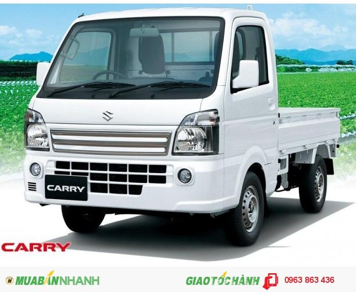 Suzuki Truck- 600kg Thùng Lửng 0