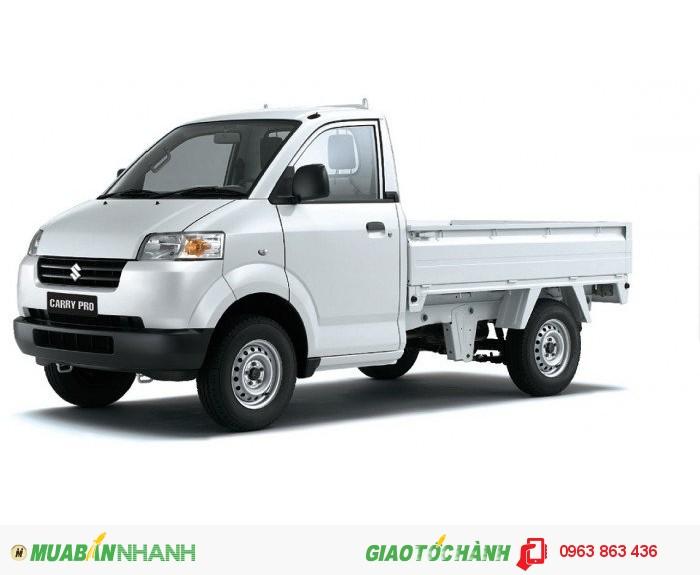 Suzuki Carry- 500kg Thùng Lửng 0