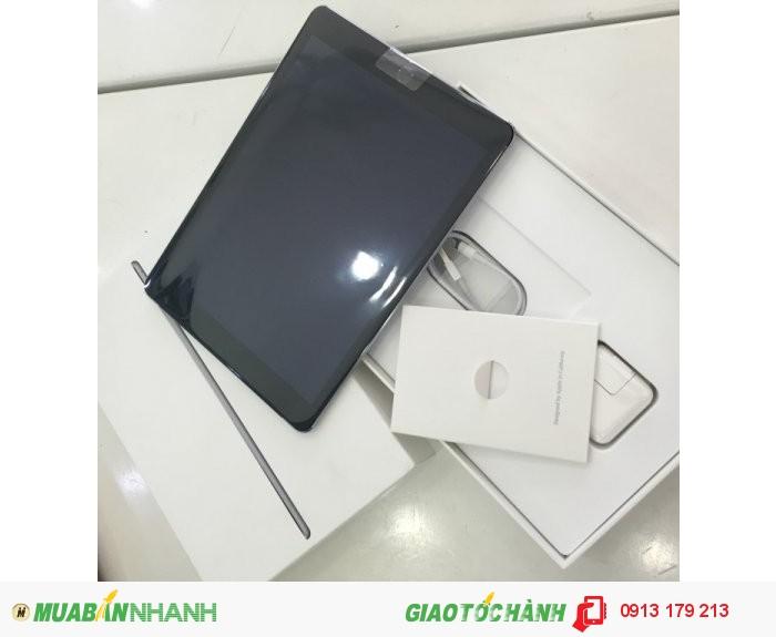 Cần bán ipad air 2 16G wifi+ 4G ative tháng 1 đúng mới fulbox