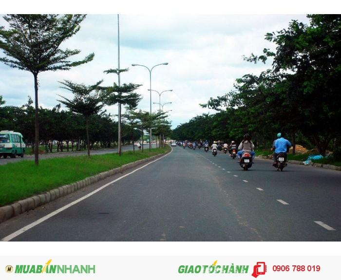 Bán đất mặt tiền Nguyễn Văn Linh Quận 7