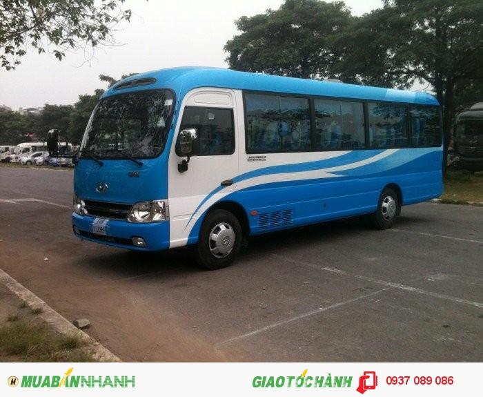 Xe được nhập khẩu 100% linh kiện chính hãng từ hyundai Hàn Quốc 0