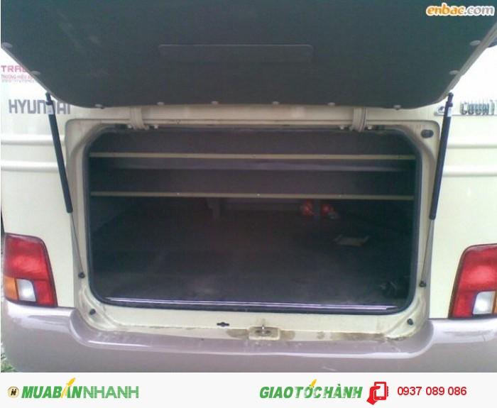 Xe được nhập khẩu 100% linh kiện chính hãng từ hyundai Hàn Quốc 2