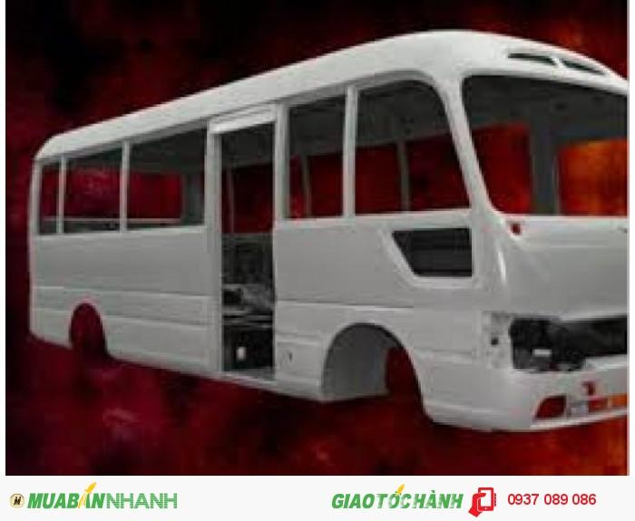 Xe được nhập khẩu 100% linh kiện chính hãng từ hyundai Hàn Quốc 4