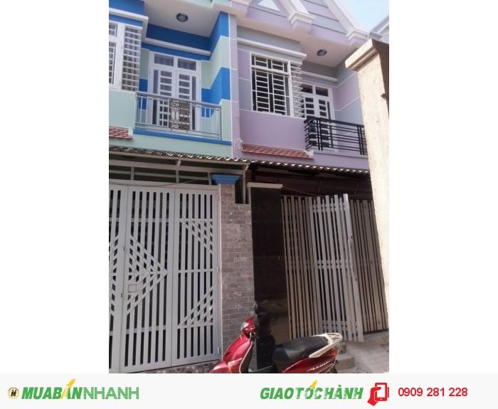 Bán nhà  gần ngã 5 Nguyễn Thị Tú, Bình Chánh, Hồ Chí Minh diện tích 48 m2 giá 750 Triệu