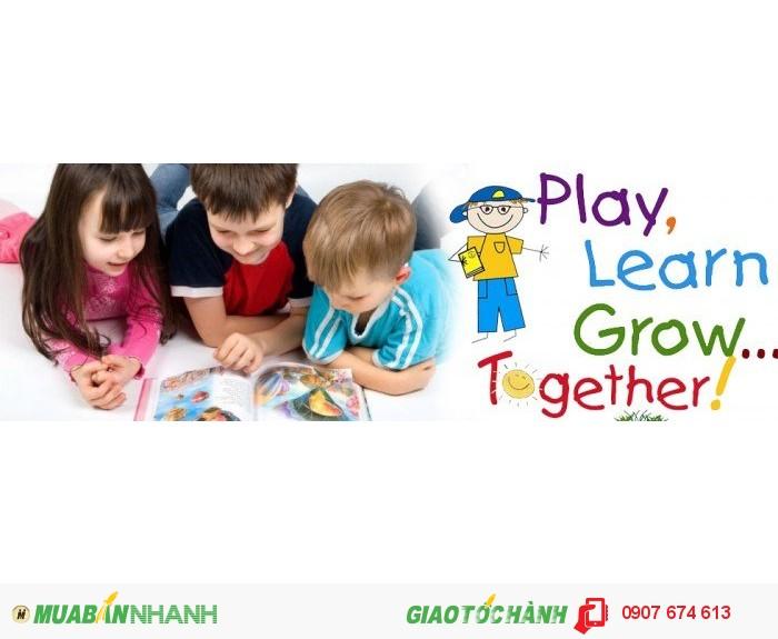 Chương trình tiếng Anh cho trẻ kết hợp giữa Chơi mà học, học mà chơi, phát triển đồng bộ khả năng ngoại ngữ cùng khả năng giao tiếp cởi mở