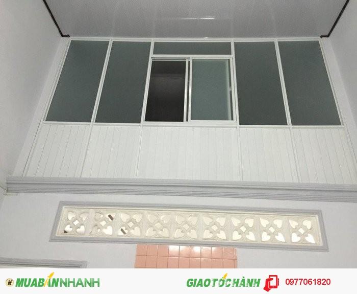 Dt 4,2x14m, an ninh hẻm 4m 281/21 Khuông Việt, T. Phú giá 2,15 tỷ.
