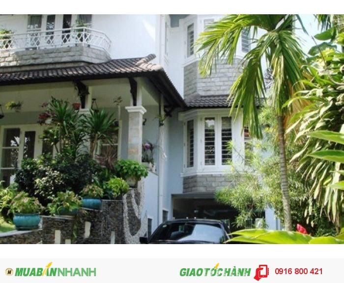 Bán biệt thự vườn P, Bình Thọ, Q. Thủ Đức 1600m2 Giá 39 tỷ
