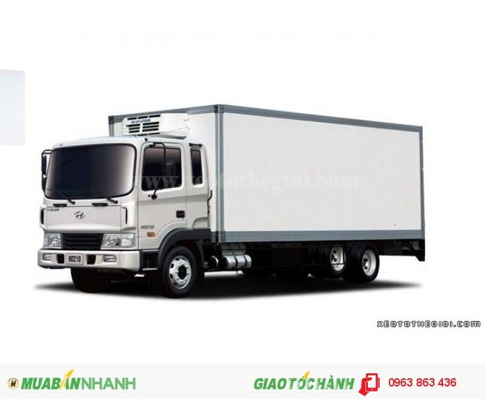 Hyundai HD210 Số tay (số sàn) Xe tải động cơ Dầu diesel