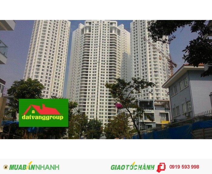 Cho thuê căn hộ Hoàng Anh Thanh Bình view tuyệt đẹp, 73 m2, 9 tr/th