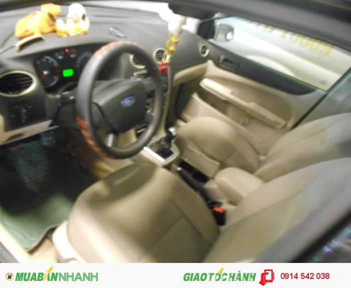 Bán Ford Focus 1.8 MT_sedan sx 2008 bstp 2