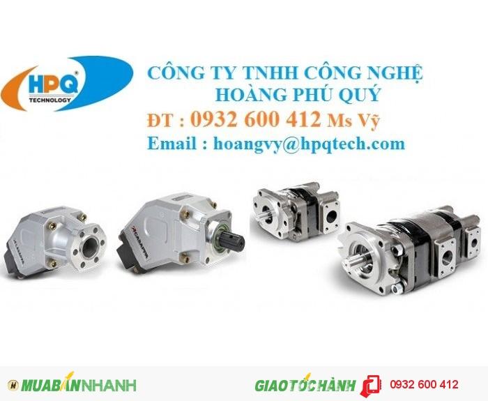 Casappa Viet Nam Distributor -  Bơm thủy lực CASAPPA