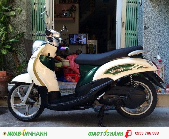 Mio Classico nhập Thái,xe đẹp 90%,BSTP chính chủ 1