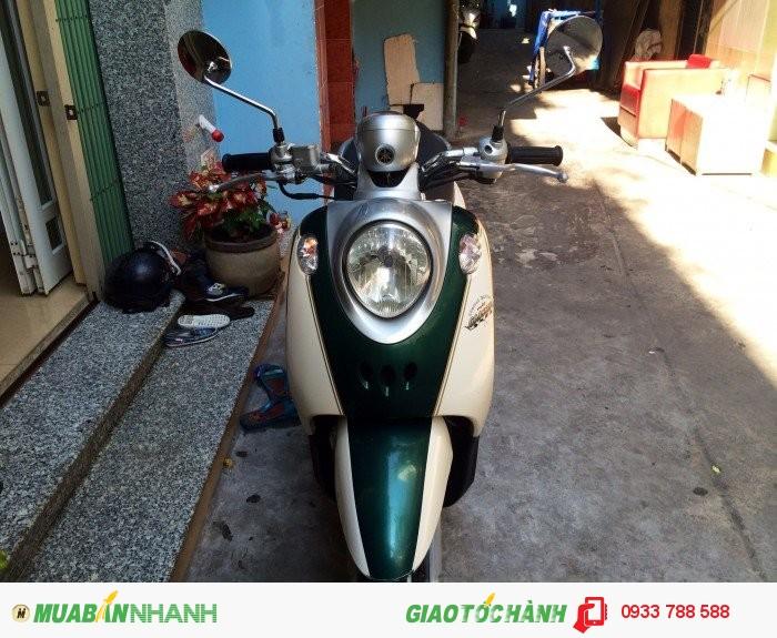 Mio Classico nhập Thái,xe đẹp 90%,BSTP chính chủ 2