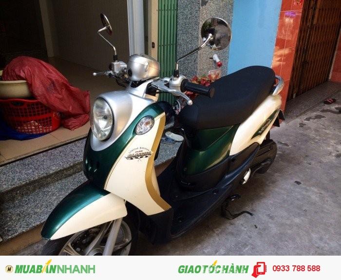 Mio Classico nhập Thái,xe đẹp 90%,BSTP chính chủ 4