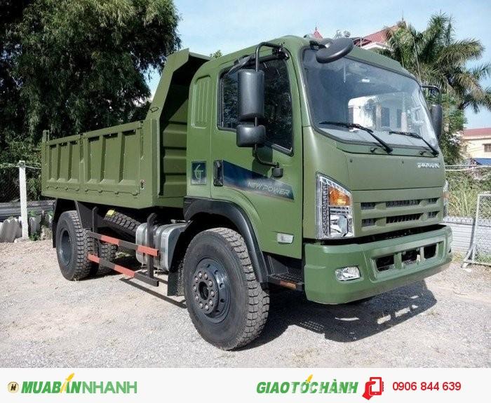 Bán xe ben Dongfeng Trường Giang 9.2T/9T2/9.2 tấn vay trả góp 0