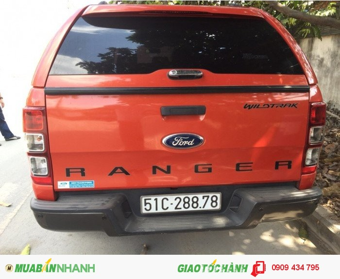 Ford Ranger sản xuất năm 2013 Số tự động Hybrid