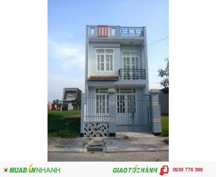 Nhà cho thuê 1 trệt 1 lầu đường b4 Hưng Phú 1 Dt: 4,5 x 15=67,5 Thích hợp làm nhà ở