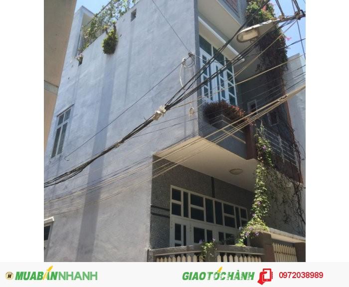Chính chủ cần bán nhà hẻm 223 đường Tây Sơn, Tp. Quy Nhơn, 56m2, giá 1.5 tỷ