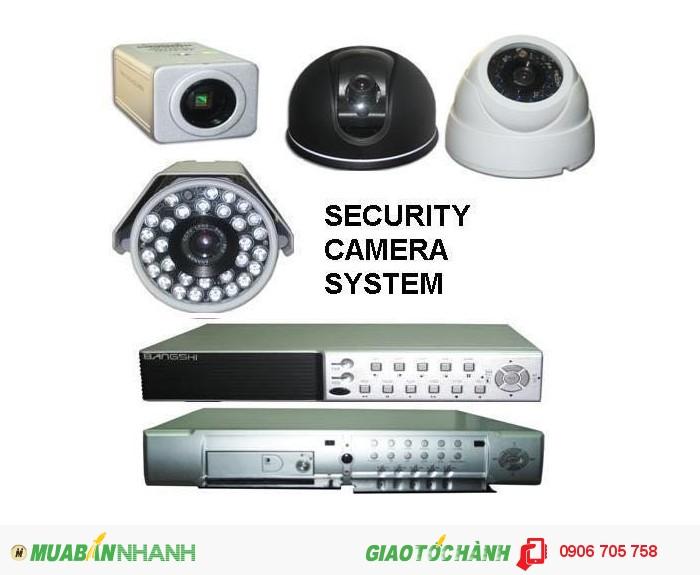 Cung cấp và lắp đặt camera giám sát giá tốt