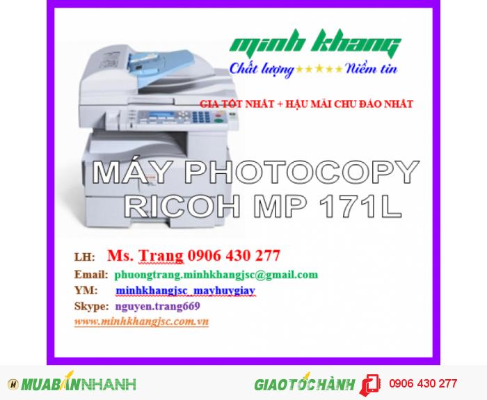 RICOH Aficio MP 171L2
