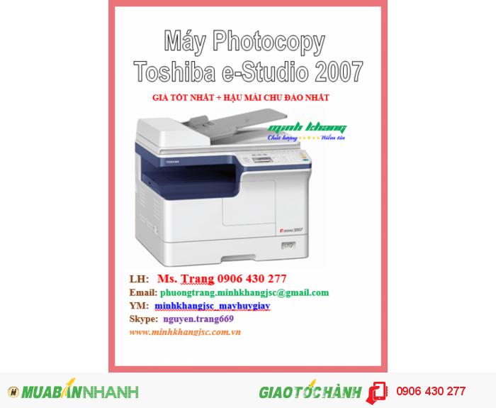 Toshiba e-Studio 20072