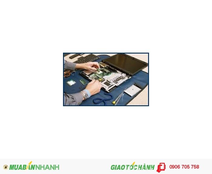 Sửa chữa laptop chuyên nghiệp tại q.Bình Thạnh