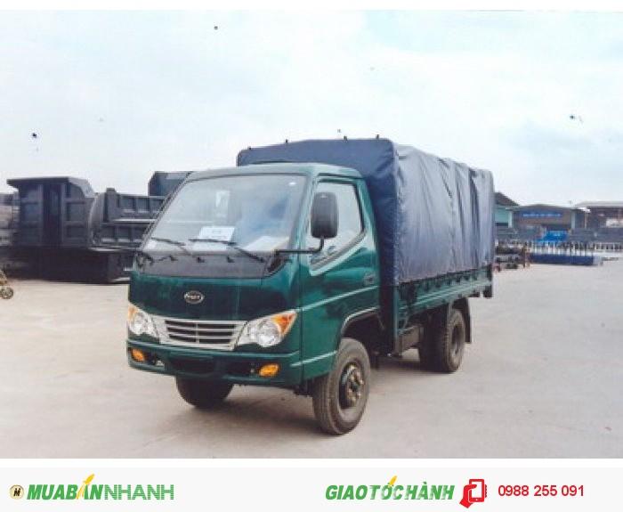 Xe tải ben TMT 1,2t, xe tải 1t2, giá rẻ,cho vay trả góp,có khuyến mãi