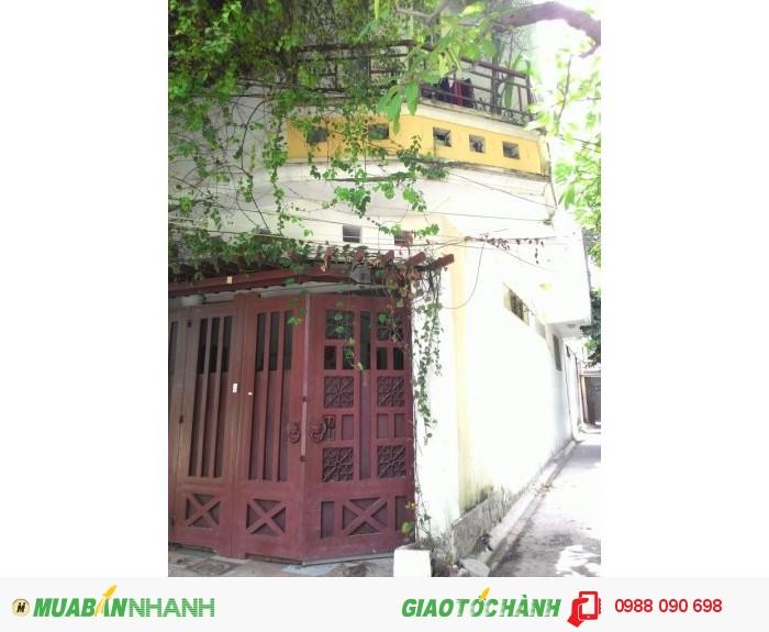 Bán nhà MT Ca Văn Thỉnh, phường 11, quận Tân Bình