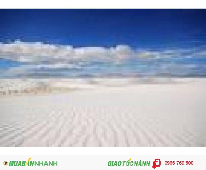 Bán các loại cát trắng - hàng xuất khẩu1
