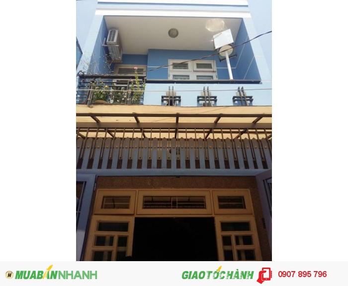 Bán nhà đường Mã Lò quận Bình Tân