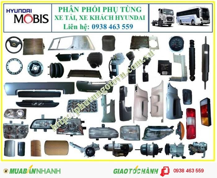 Phụ tùng ôtô xe khách, xe tải hyundai mobis chính hãng 0
