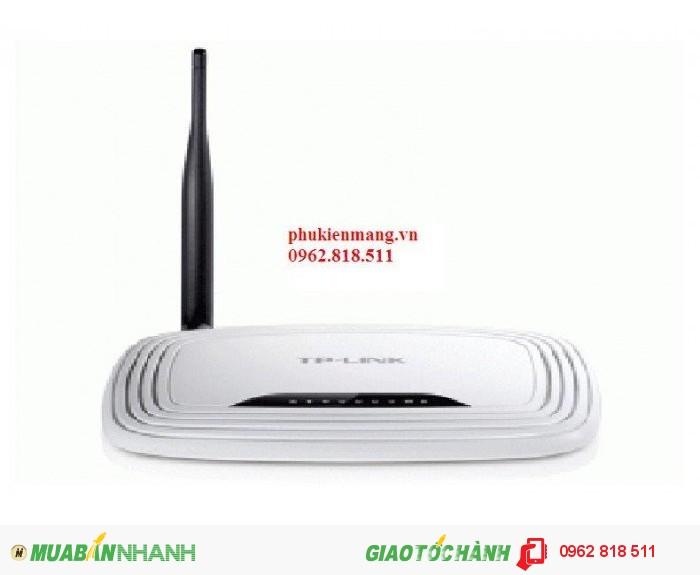 WIFI TPlink -TL-WR740N. Bộ phát 150Mb. giá rẻ nhất thị trường0