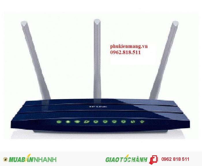 WIFI TPlink – WR1043ND. Bộ phát 300Mb. giá rẻ nhất thị trường0