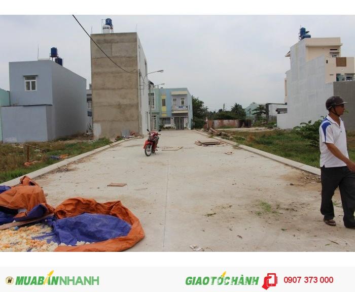 Bán đất vị trí đẹp đường Tô Ngọc Vân, phường Thạnh Xuân, Q12, TPHCM.
