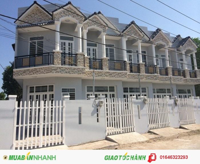 Nhà Xây Đẹp Kiên Cố 2 Tầng, 780 Triệu, Đường 12m, Nhà Bè