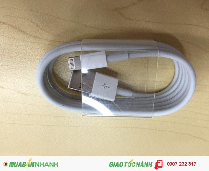 Củ sạc và dây cáp ipad 12W zin bóc máy ipad air 2