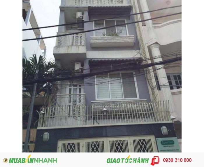 Bán nhà 2 lầu HXH Hưng Phú, P.8, Q.8, Dt 3.1x11m, giá 3.5 tỷ/TL