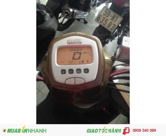 Cần bán Yamaha Cuxi FI màu nâu đen bs60 Đồng Nai xe  DK  21/8/2012