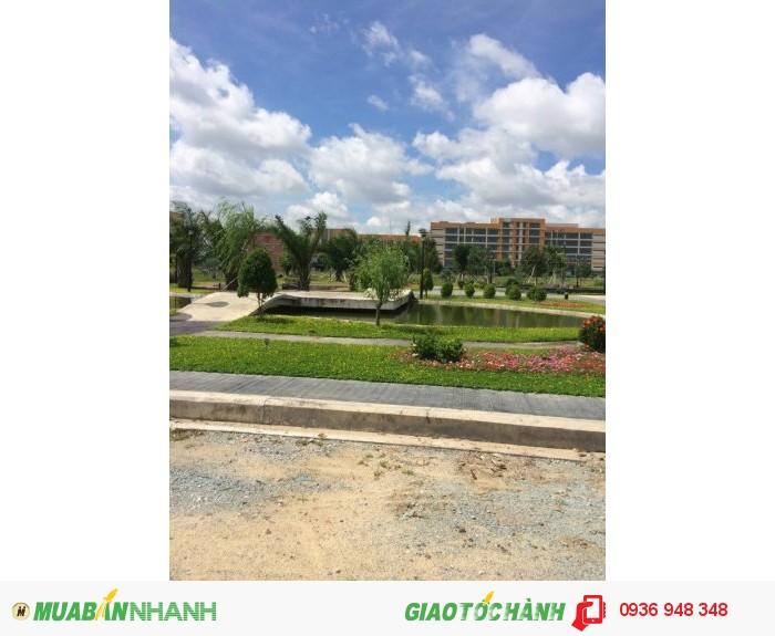 Đất phố liền kề, biệt thự ngay đô thị Lái Thiêu, 11t/m2, chính chủ sổ hồng