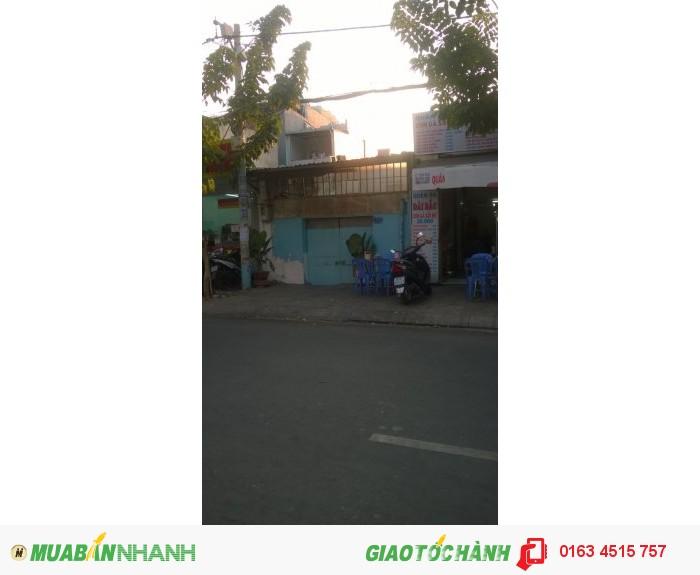 Cần bán gấp nhà MT Phạm Văn Bạch, P.12, Gv DT 4,2x21m