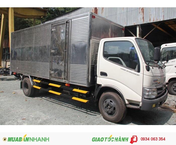 Xe Tải Hino 5 tấn 4990kg Wu342L JD3 Dutro Nhập Khẩu Indonesia Giao Xe Toàn Quốc