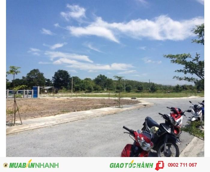 Đất Thuận An mặt tiền kinh doanh gần VSIP 1 - Vòng Xoay An Phú